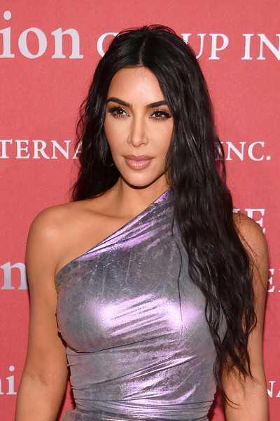 Kim Kardashian engordó 8 kilos el año pasado
