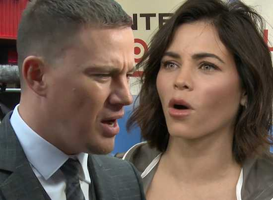 Divorcio de Channing Tatum y Jenna Dewan se torna sucio por custodia