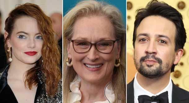 Emma Stone y Meryl Streep anfitrionas del Met Gala 2020