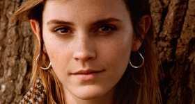 Emma Watson no es soltera, sale con ella misma