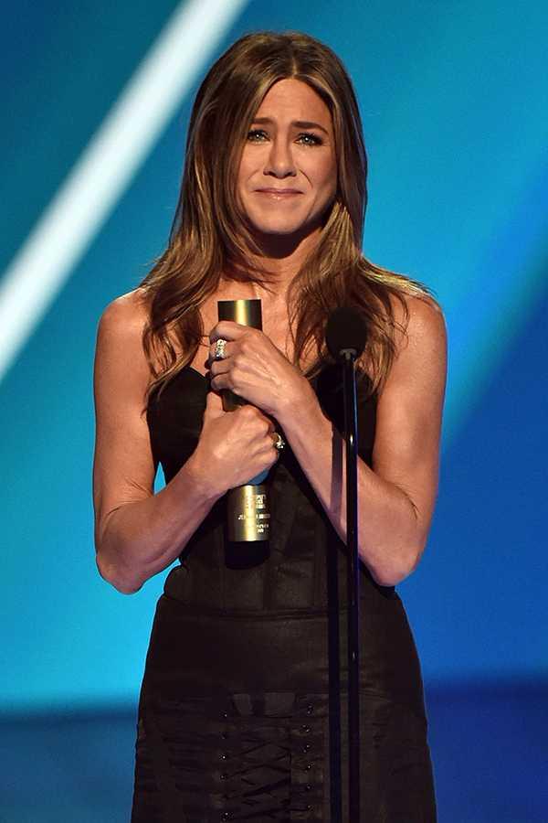 Jennifer Aniston rindió homenaje a Friends
