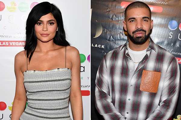 Kylie Jenner y Drake pasando tiempo juntos románticamente