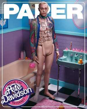 Pete Davidson trata a sus novias como princesas - Paper Magazine