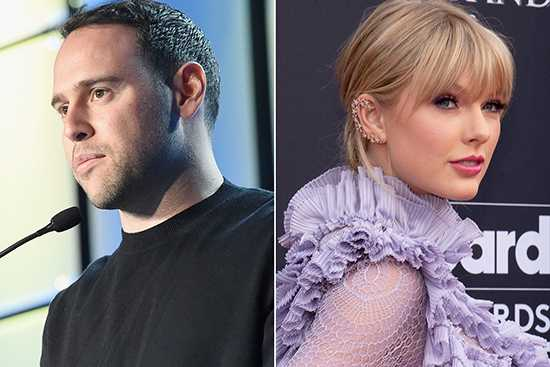 Scooter Braun ruega a Taylor Swift hablar tras recibir amenazas