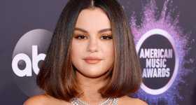 Selena Gomez en los American Music Awards 2019