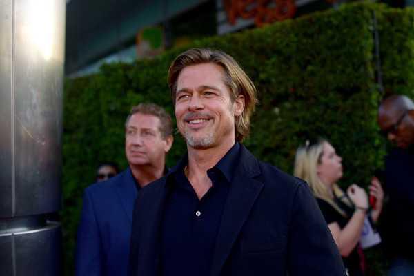 Brad Pitt admitió que no siempre es tan tranquilo