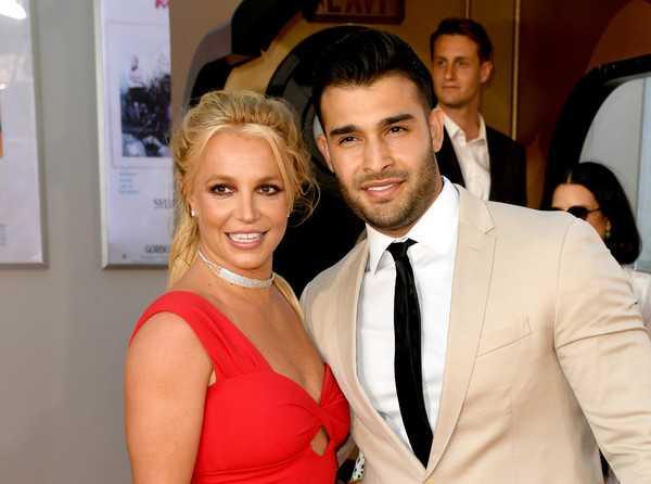 Britney Spears celebró cumpleaños 38 con su novio Sam en Miami