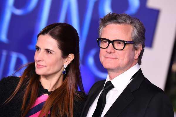 Por qué terminó el matrimonio de Colin Firth y su esposa Livia?
