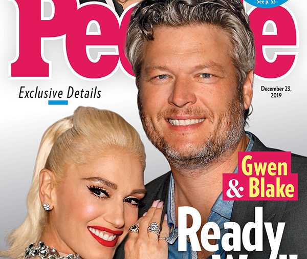 Gwen Stefani y Blake Shelton listos para casarse pero