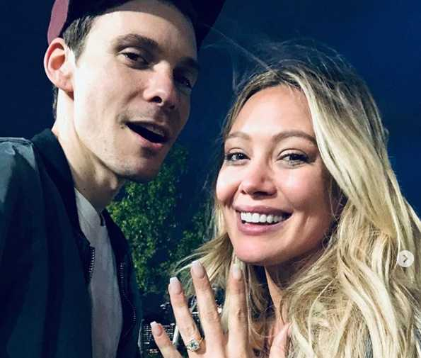 Hilary Duff se casó con Matthew Koma!