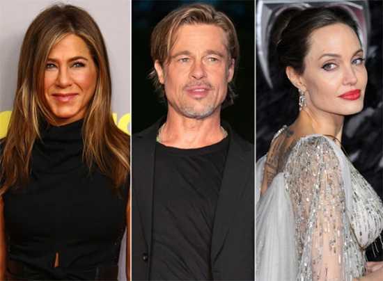 Jennifer Aniston & Brad Pitt aceptaron enterrar el pasado