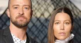Justin Timberlake se disculpó con Jessica Biel por fotos con Alisha