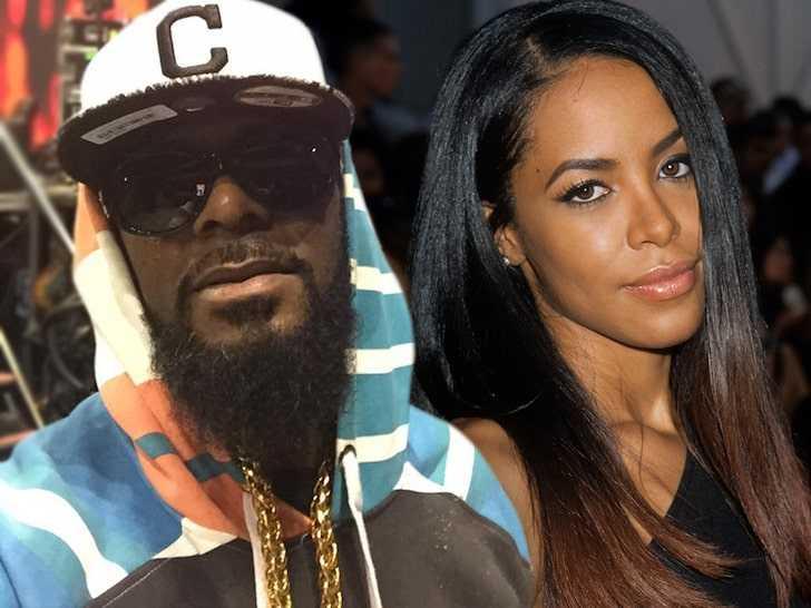 R. Kelly se casó con Aaliyah de 15 años pagando por un fake ID