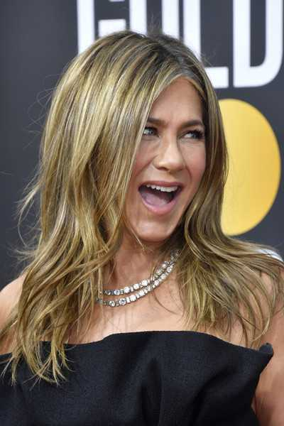 Jennifer Aniston en los Golden Globes 2020