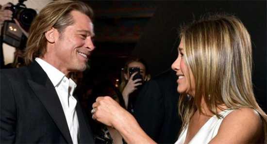 Ganadores SAG Awards 2020: Brad Pitt & Jennifer Aniston