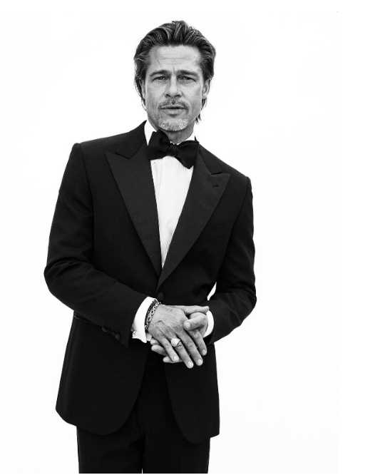 Brad Pitt imagen de Brioni