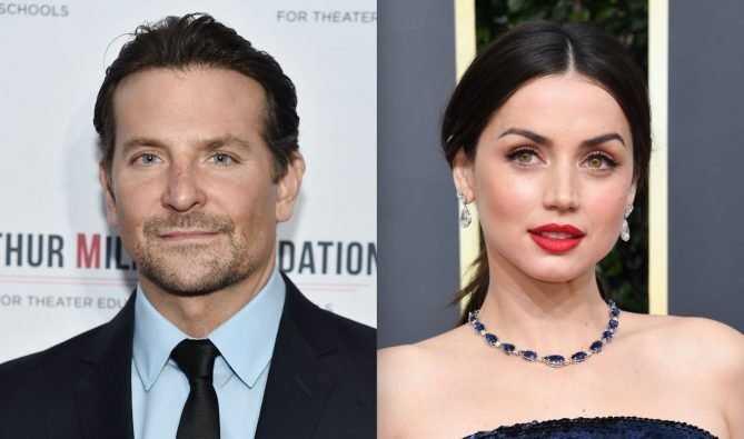 Bradley Cooper le tiene los ojos puestos a Ana De Armas?