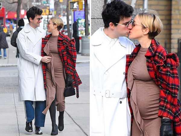 Chloe Sevigny embarazada a los 45