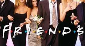 La Reunión Friends en el aire por dinero. Moneyyyyy!