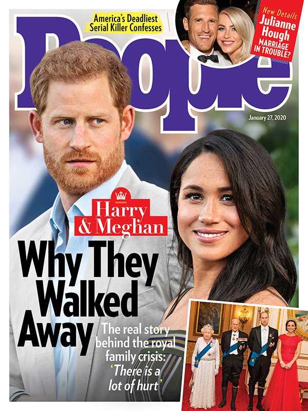 Harry y Meghan se sintieron forzados a dejar la familia real