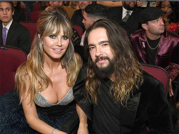 Heidi Klum más feliz casada con Tom Kaulitz