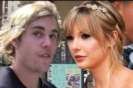Taylor Swift trató de sacar a Justin Bieber del gym