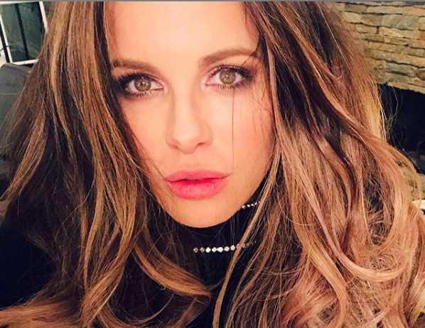 Kate Beckinsale niega salir con Machine Gun Kelly