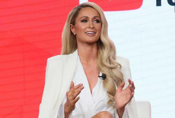 Paris Hilton hizo un personaje en The Simple Life