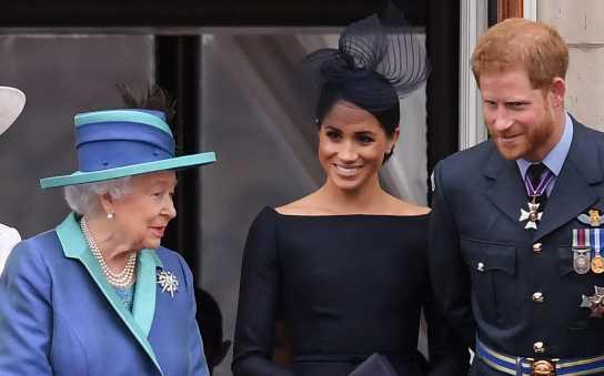 Queen Elizabeth apoya a Meghan y Harry – Comunicado