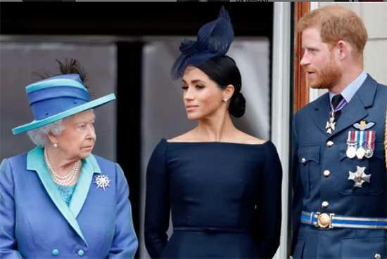 Queen Elizabeth infeliz por remodelaciones en Frogmore Cottage