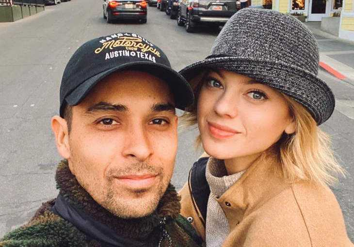 Wilmer Valderrama comprometido con Amanda Pacheco