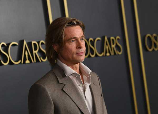 Brad Pitt se reunió con su hijo Maddox