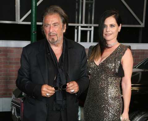 Meital Dohan dejó a Al Pacino por viejo y tacaño