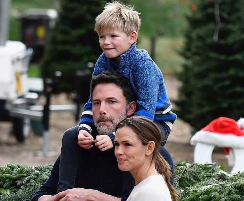 Ben Affleck orgulloso de que Jen Garner sea la madre de sus hijos