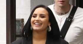 Demi Lovato saliendo con Machine Gun Kelly? No