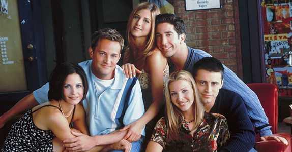 Confirmado Especial de Friends en HBO Max!!