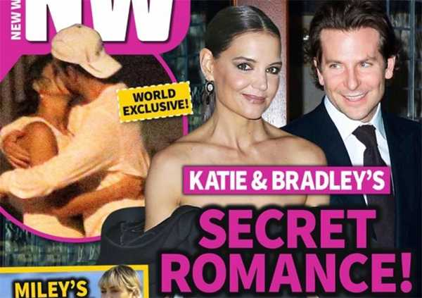Bradley Cooper y Katie Holmes tienen un Romance secreto!