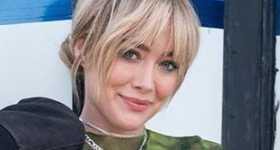 Hilary Duff molesta por pausa indefinida de Lizzie McGuire
