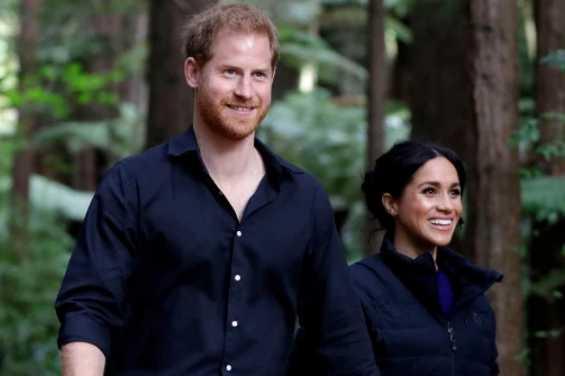 Meghan Markle y el Príncipe Harry no pueden llamarse Sussex Royal