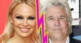 Pamela Anderson y Jon Peters se separan