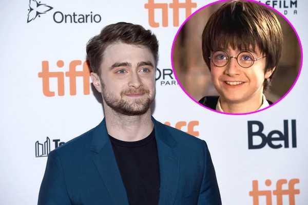 Daniel Radcliffe reveló que Harry Potter lo volvió alcohólico