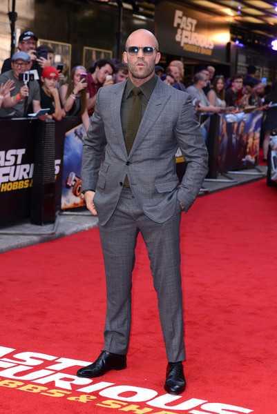 Jason Statham tiene uno de los egos más grandes de Hollywood