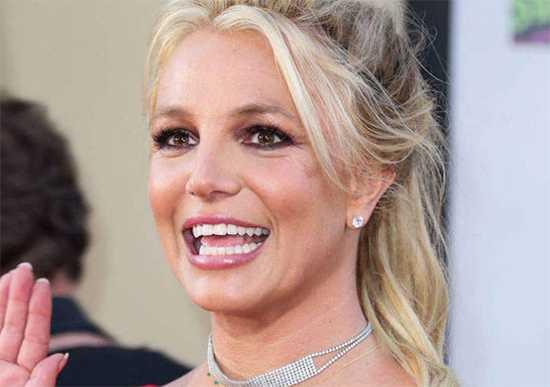 Britney estaba bromeando cuando dijo que era más rápida que Usain Bolt