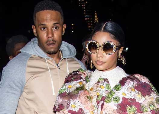 Arrestaron al esposo de Nicki Minaj