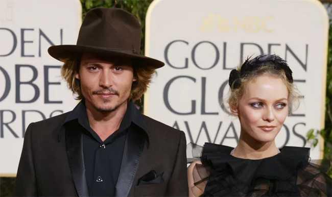 Ex de Johnny Depp Vannessa Paradis llamó inventos a acusaciones de Amber Heard