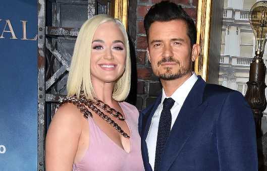 Katy Perry embarazada, espera primer hijo con Orlando Bloom