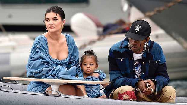 Mason Disick dice que Kylie Jenner y Travis Scott no han vuelto