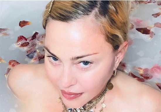 Madonna llama al coronavirus el gran ecualizador