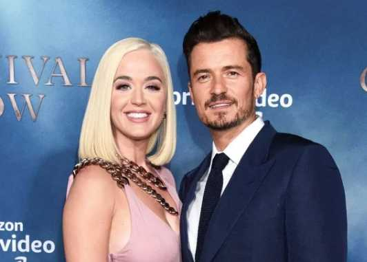 Orlando Bloom era célibe cuando empezó a salir con Katy Perry