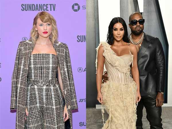 Se filtra llamada de Taylor y Kanye hablando de Famous